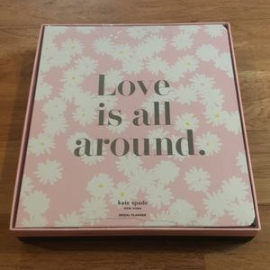 Brand New with tags Kate Spade wedding planner!